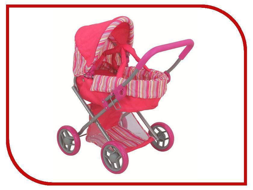 Игра Buggy Boom Infinia Коляска для кукол-трансформер Coral-Pink 8446D-2 игра buggy boom infinia коляска для кукол трансформер 8448d 1