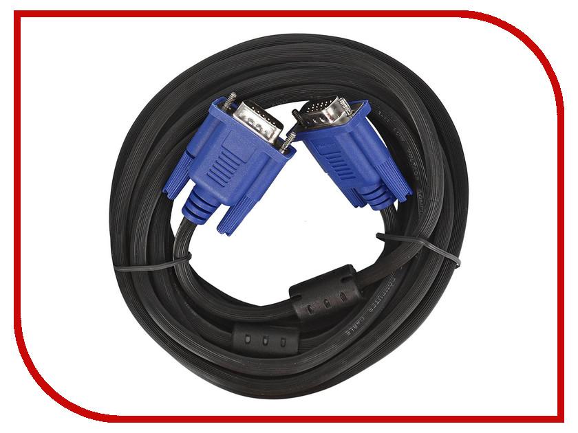 Аксессуар Nexport VGA 15M/15M 5.0m NP-VM\VM-RBB-5 кабель для монитора nexport vga 15m 15m 10 метров np vmvm rbb 10