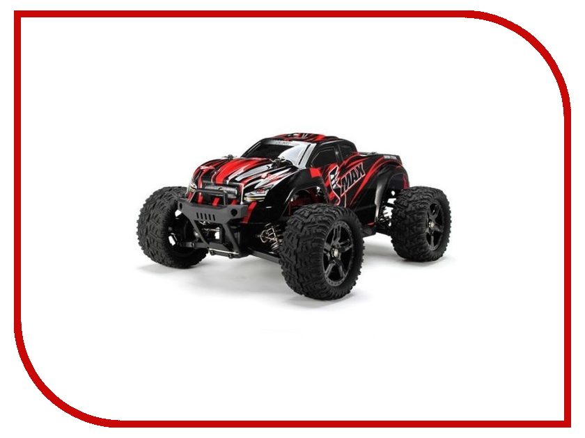 Игрушка Remo Hobby Smax 4WD 1:16 Red RH1631 wltoys a969 rc racing car 4wd 2 4ghz 4ch drift 1 28 high speed 30km h alloy chassis gift toy radio control vehicle remo car