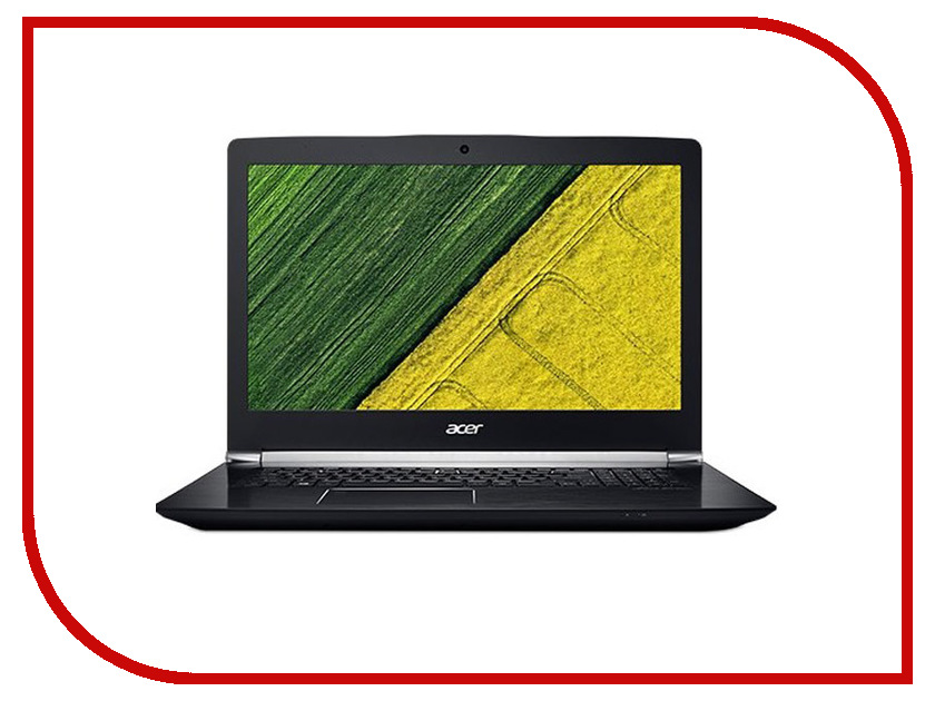 Ноутбук Acer Aspire V Nitro VN7-593G-72RP NH.Q24ER.008 (Intel Core i7-7700HQ 2.8 GHz/16384Mb/1000Gb + 256Gb SSD/nVidia GeForce GTX 1050 Ti 4096Mb/Wi-Fi/Bluetooth/Cam/15.6/1920x1080/Windows 10 64-bit) acer aspire vn7 592g 56g9 core i5 6300hq