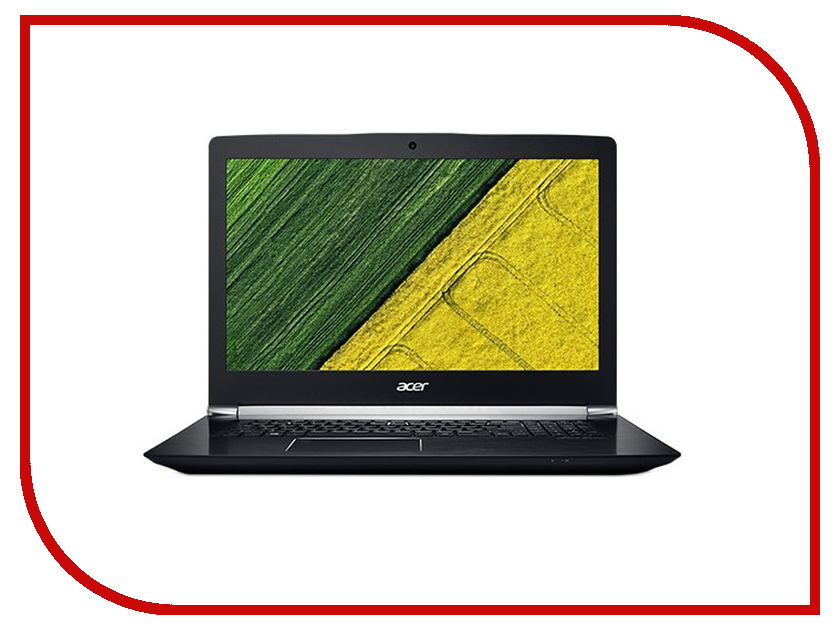 Ноутбук Acer Aspire V Nitro VN7-793G-74NP NH.Q25ER.009 (Intel Core i7-7700HQ 2.8 GHz/16384Mb/1000Gb + 256Gb SSD/nVidia GeForce GTX 1050 Ti 4096Mb/Wi-Fi/Bluetooth/Cam/17.3/1920x1080/Windows 10 64-bit) acer aspire vn7 592g 56g9 core i5 6300hq