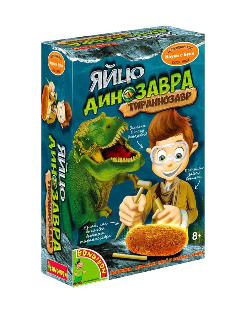 Игра Bondibon Науки с Буки Яйцо динозавра ВВ1357