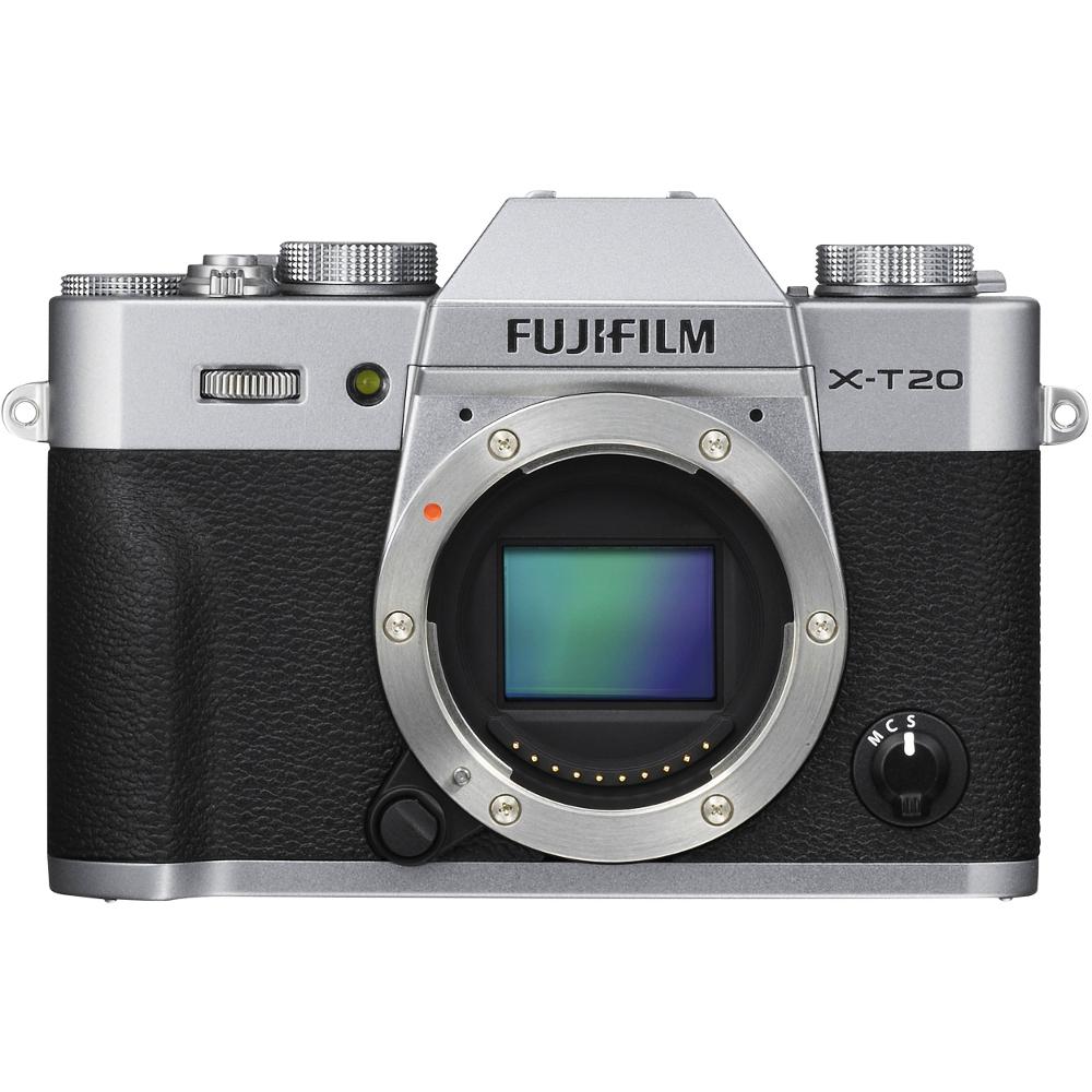 Фотоаппарат Fujifilm X-T20 Body Silver цена