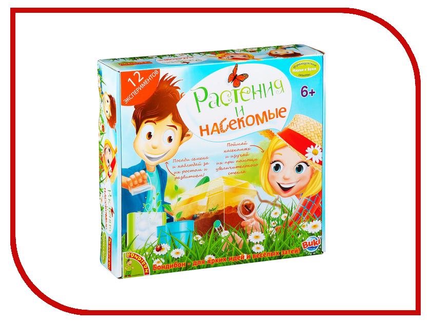 Игра Bondibon Науки с Буки Растения и насекомые ВВ1176