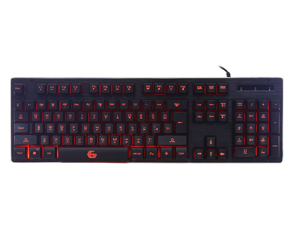 Клавиатура Gembird KB-G400L