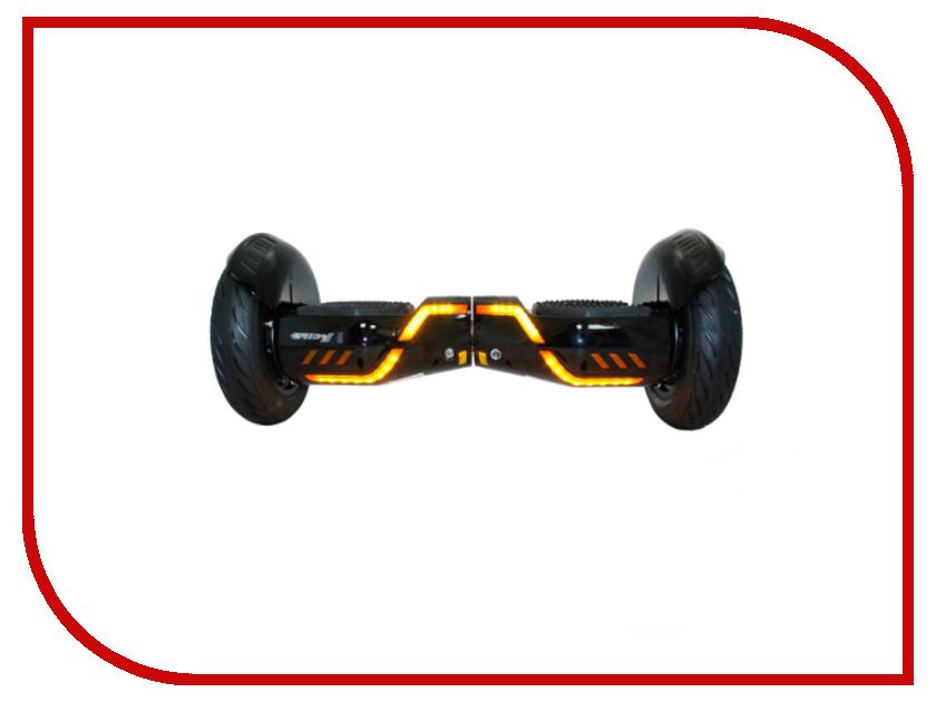 Гироскутер SpeedRoll Rover 15APP с самобалансировкой Black