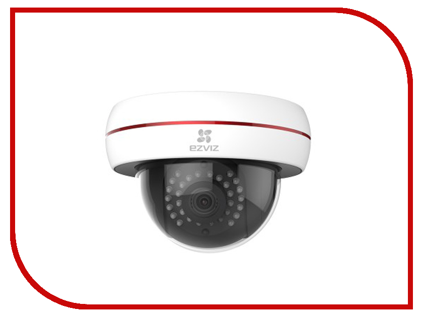 цена на IP камера Hikvision Ezviz C4S CS-CV220-A0-52EFR