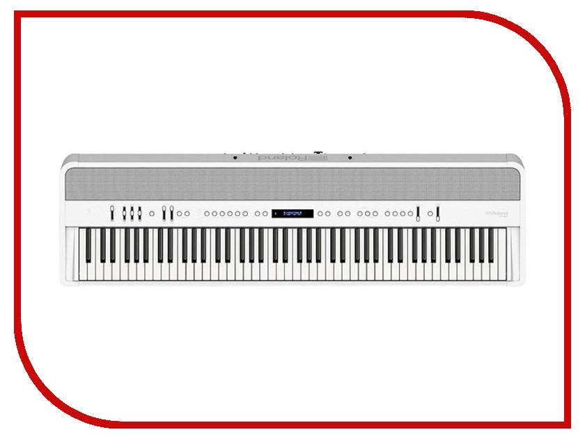 Синтезатор Roland FP-90 White гитарный комбоусилитель roland blues cube stage