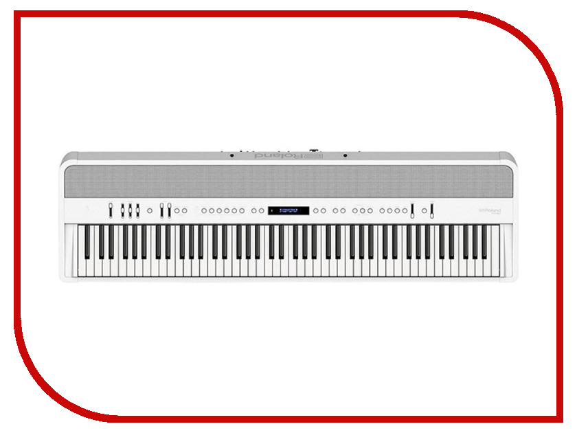 Цифровое фортепиано Roland FP-90 White roland fp 740 print carriage board