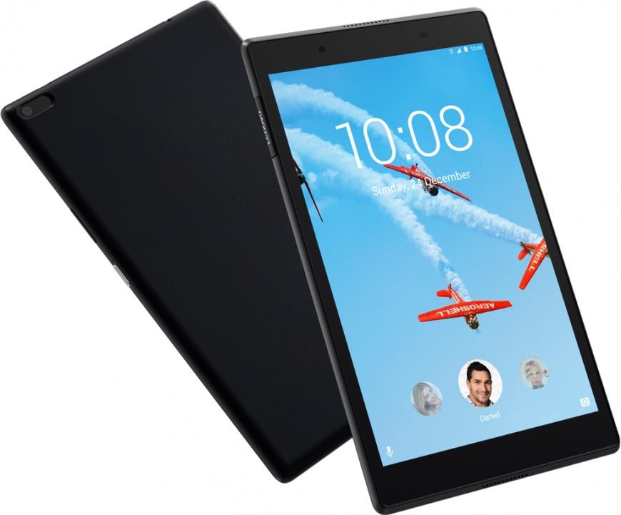 Планшет Lenovo Tab 4 TB-8504X ZA2D0036RU (Qualcomm Snapdragon 425 1.4 GHz/2048Mb/16Gb/GPS/LTE/Wi-Fi/Bluetooth/Cam/8.0/1280x800/Android)
