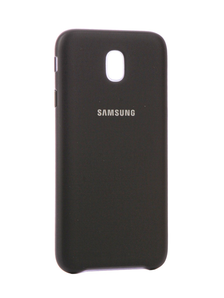 Чехол Samsung Galaxy J7 2017 Dual Layer Cover Black EF-PJ730CBEGRU
