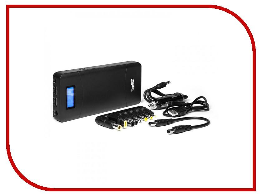 Аккумулятор TopON TOP-T72 3.7V 18000mAh Black<br>