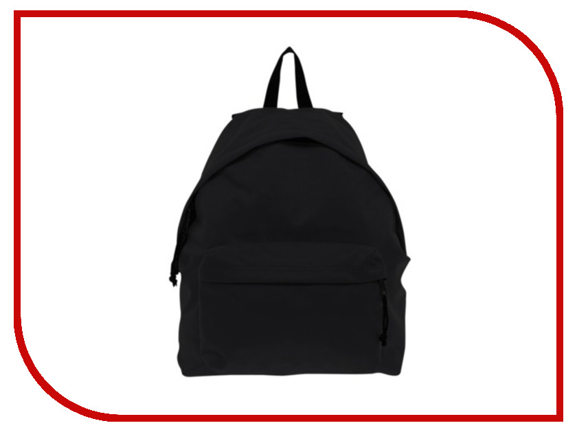 Рюкзак Brauberg Black 225381 рюкзак brauberg streetball 1 224451