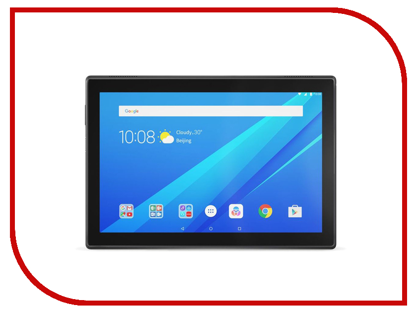 Планшет Lenovo TB-X304L ZA2K0056RU (Qualcomm Snapdragon 425 1.4 GHz/2048Mb/16Gb/GPS/LTE/Wi-Fi/Bluetooth/Cam/10.1/1280x800/Android) планшет lenovo tab 4 tb 8504x za2d0059ru qualcomm snapdragon 425 1 4 ghz 2048mb 16gb gps lte 4g wi fi bluetooth cam 8 0 1280x800 android