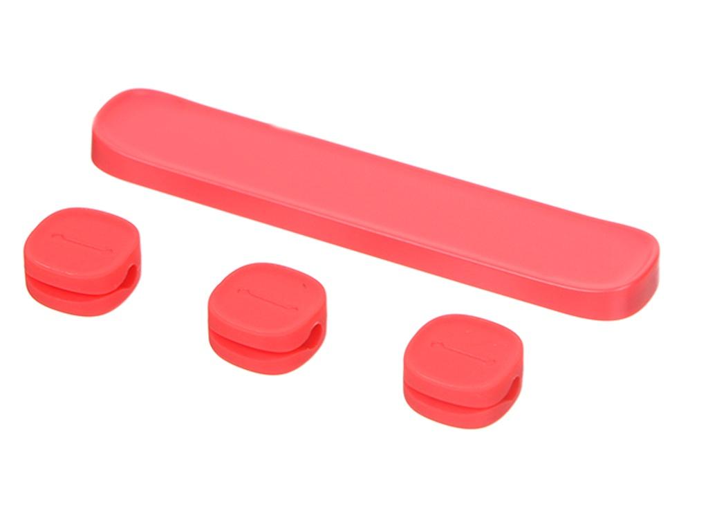 Baseus Peas Cable Clip Red ACWDJ-09