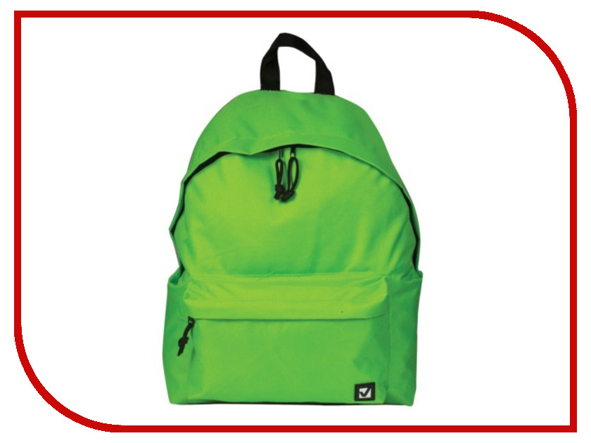 Рюкзак BRAUBERG Lime Green 225377<br>