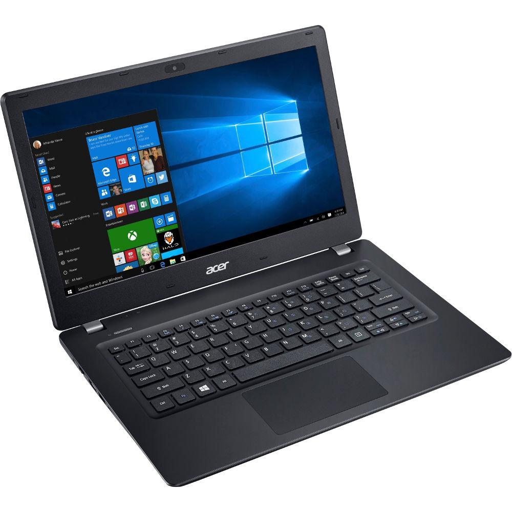Ноутбук Acer TravelMate TMP238-M-35ST NX.VBXER.019 (Intel Core i3-6006U 2.0 GHz/4096Mb/500Gb/Intel HD Graphics/Wi-Fi/Bluetooth/Cam/13.3/1366x768/Windows 10 64-bit)
