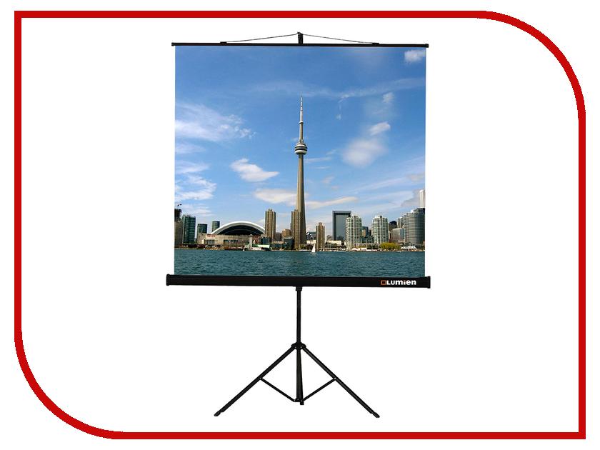 Экран Lumien Eco View LEV-100102 180x180cm Matte White