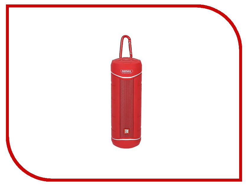 Колонка Remax M10 Red