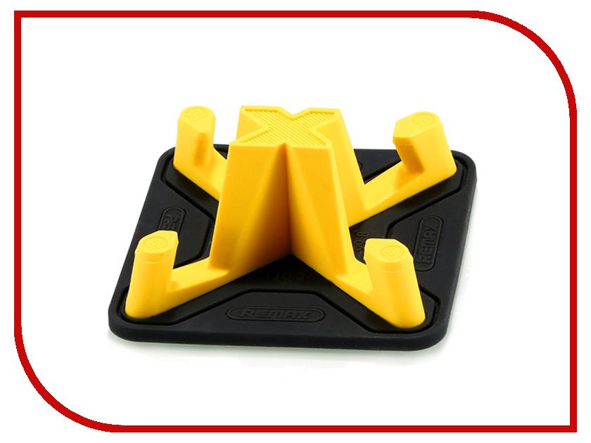 Держатель Remax RM-C25 Yellow
