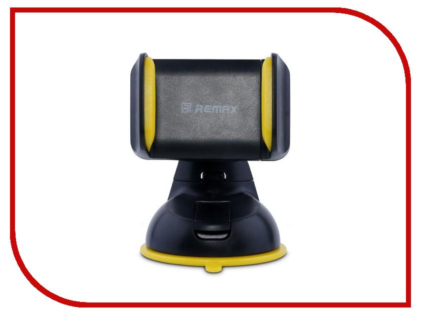 Держатель Remax RM-C06 Black-Yellow