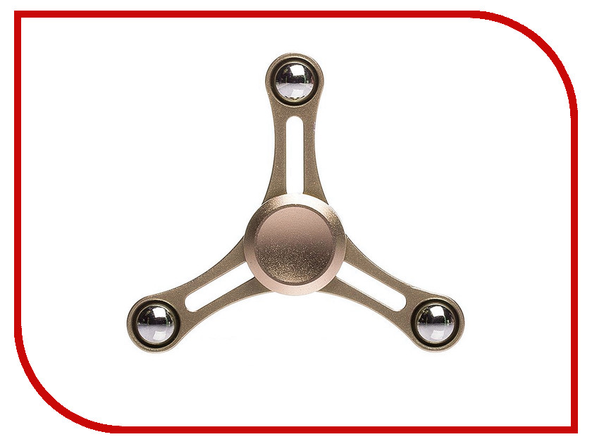 Спиннер Activ Hand Spinner Hs05 Metall Gold 72749<br>