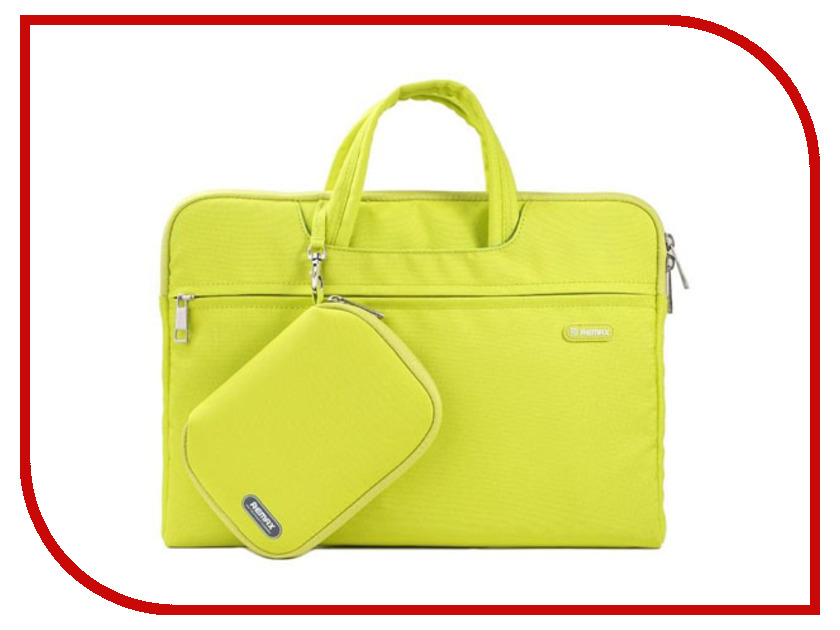 Аксессуар Сумка 15.0-inch Remax Carry 301 Green