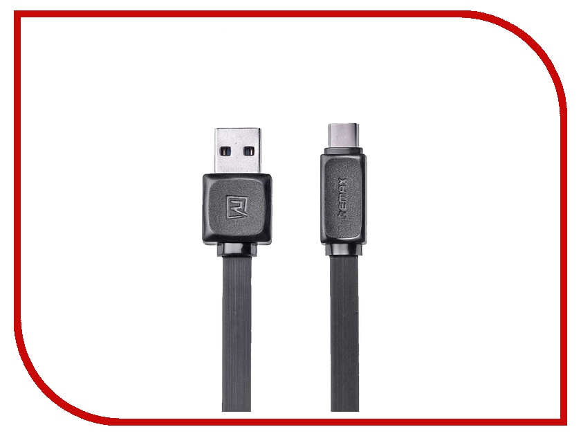 Аксессуар Remax Fast RC-008a USB - Type-C Black галактики