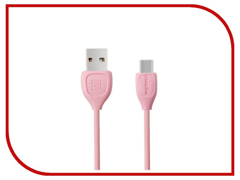 Аксессуар Remax Lesu RC-050a USB - Type-C Pink