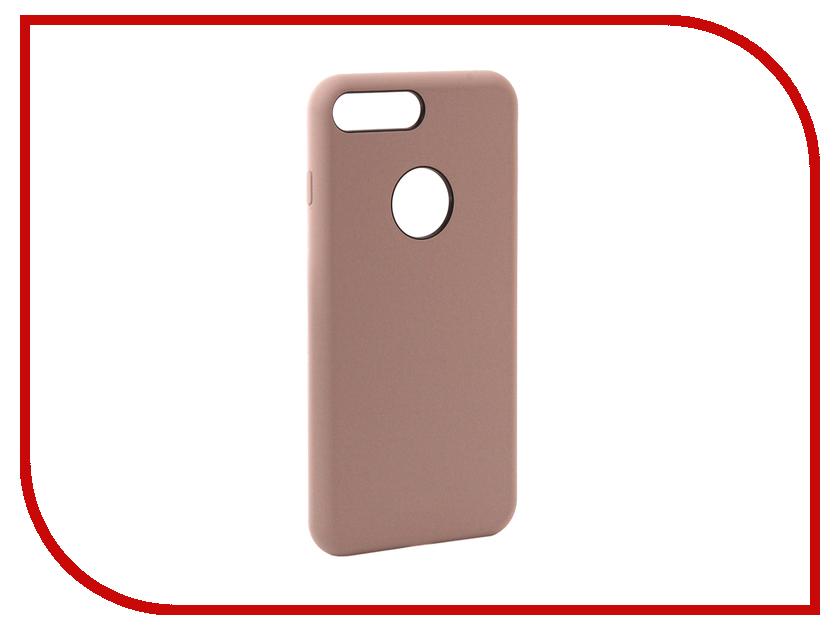 Аксессуар Чехол Rock Touch Series Silicone для iPhone 7 Plus RPC1153 Light Purple аксессуар чехол rock elite series для iphone 7 plus black