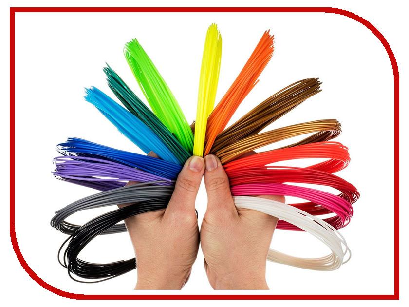 Аксессуар U3Print PLA-пластик 12 цветов