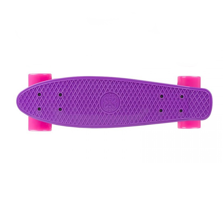 Скейт Maxcity MC Plastic Board small Violet