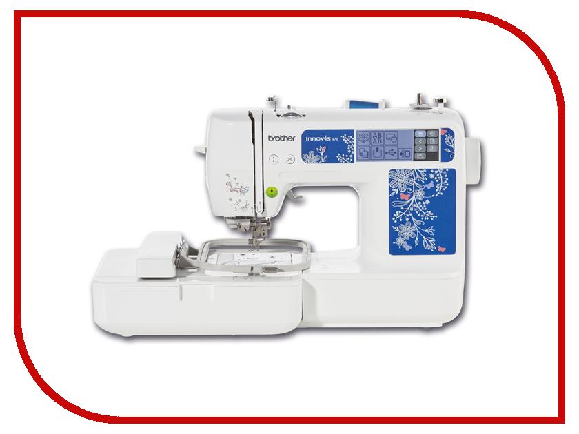 Швейная машинка Brother Innov-is NV-97E швейная машинка brother lx 700