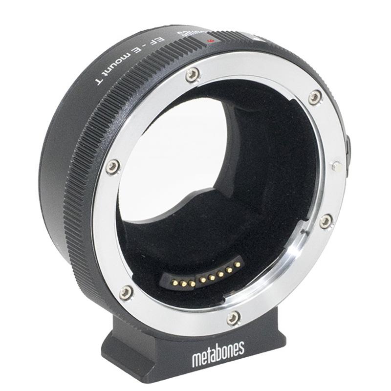 Кольцо Metabones Canon EF - E-mount T V MB_EF-E-BT5