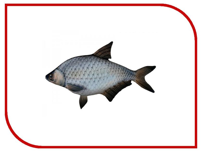 Игрушка антистресс Штучки к которым тянутся ручки Рыба Лещ маленькая 15аси53мив