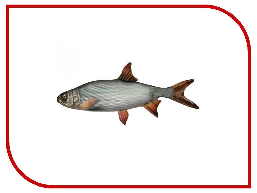 Игрушка антистресс Штучки к которым тянутся ручки Рыба Жерех большая 15аси52ив плюшка трогательная штучки к которым тянутся ручки