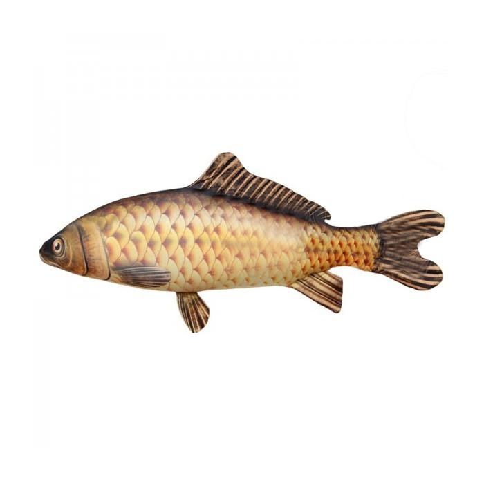 Игрушка антистресс Штучки к которым тянутся ручки Рыба Сазан гигантская 15аси51гив