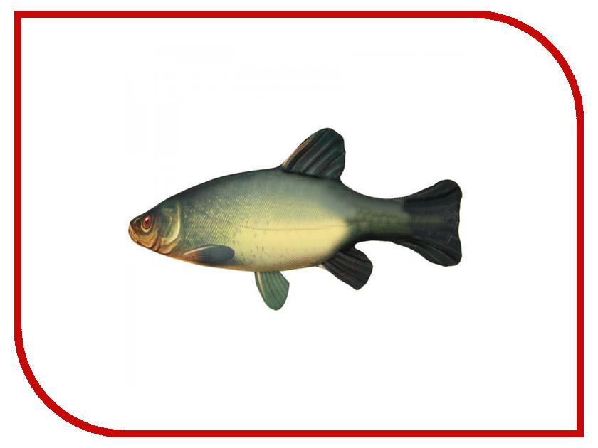 Игрушка антистресс Штучки к которым тянутся ручки Рыба Линь маленькая 15аси50мив плюшка трогательная штучки к которым тянутся ручки