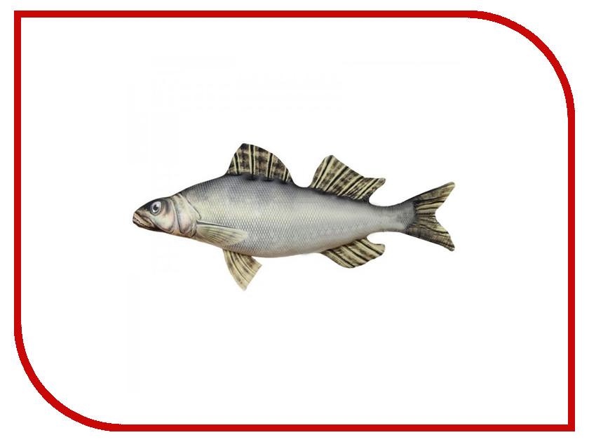 Игрушка антистресс Штучки к которым тянутся ручки Рыба Судак маленькая 15аси48мив