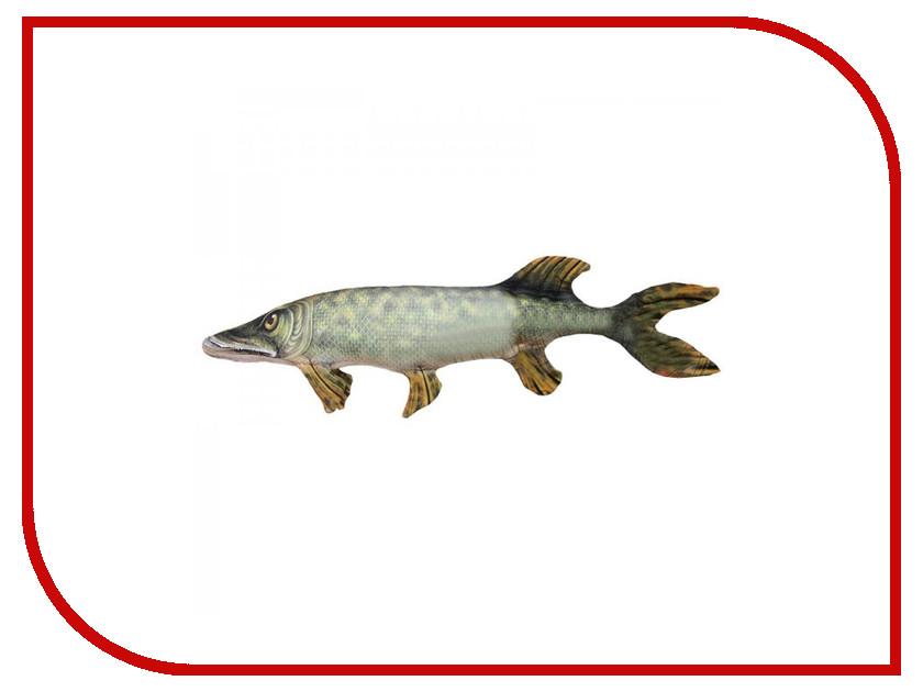 Игрушка антистресс Штучки к которым тянутся ручки Рыба Щука гигантская 15аси47гив подушка игрушка антистрессовая штучки к которым тянутся ручки рыба красноперка 15аси46ив