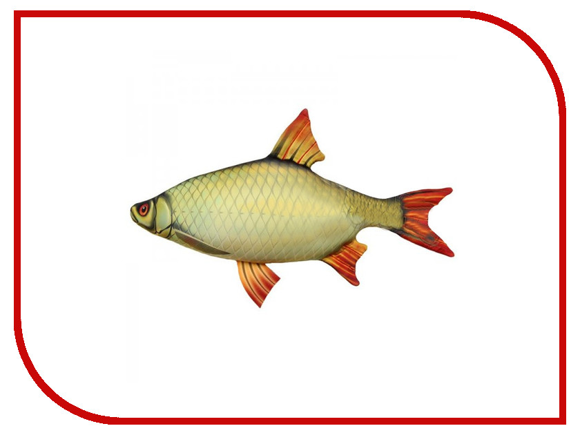 Игрушка антистресс Штучки к которым тянутся ручки Рыба Краснопёрка большая 15аси46ив