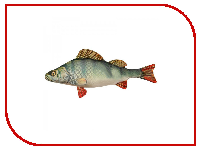Игрушка антистресс Штучки к которым тянутся ручки Рыба Окунь маленькая 15аси43мив