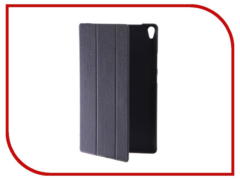 Аксессуар Чехол Lenovo Tab 3 Plus 8703X 8.0 Cross Case EL-4015 Blue чехлы для планшетов cross case чехол cross case el для huawei mediapad m3 8 4