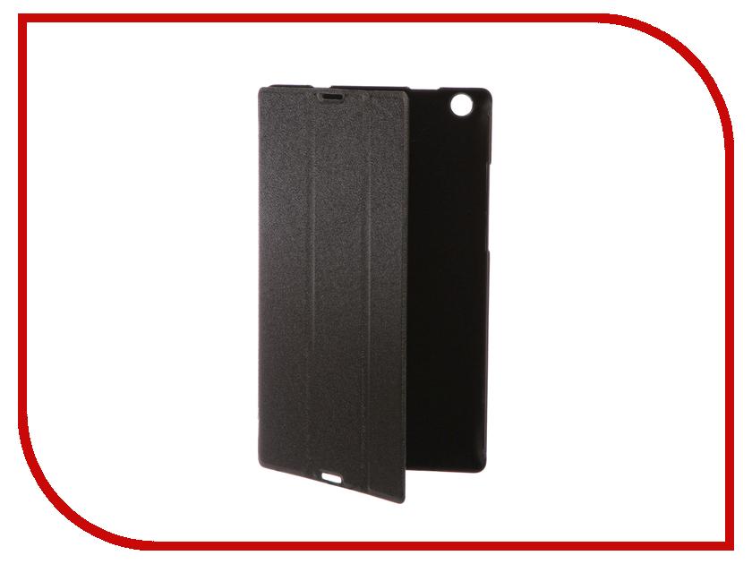 Аксессуар Чехол Lenovo Tab 3 850M 8.0 Cross Case EL-4012 Black аксессуар чехол lenovo tab 3 x30l x70l 10 0 cross case el 4021 blue