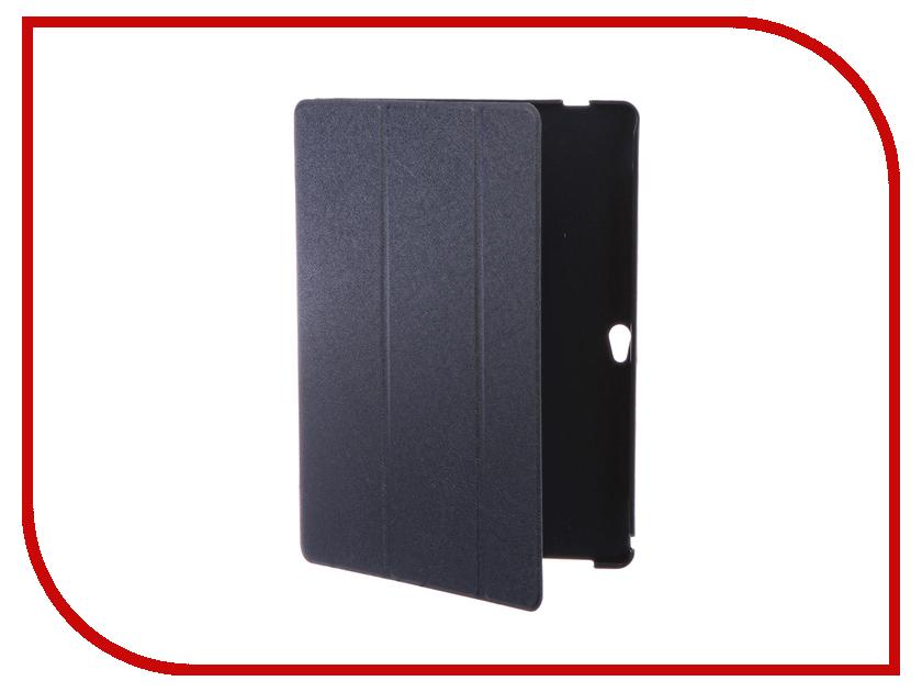 Аксессуар Чехол Huawei MediaPad M2 A01L 10.0 Cross Case EL-4017 Blue<br>