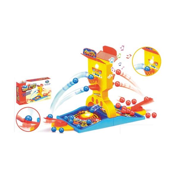 Настольная игра Shantou Gepai / Наша игрушка Баскетбол 634609 shantou gepai 67243