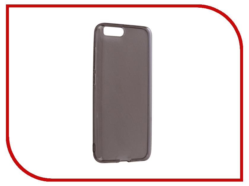 Аксессуар Чехол Xiaomi Mi6 iBox Crystal Silicone Grey аксессуар чехол htc desire 825 ibox crystal grey