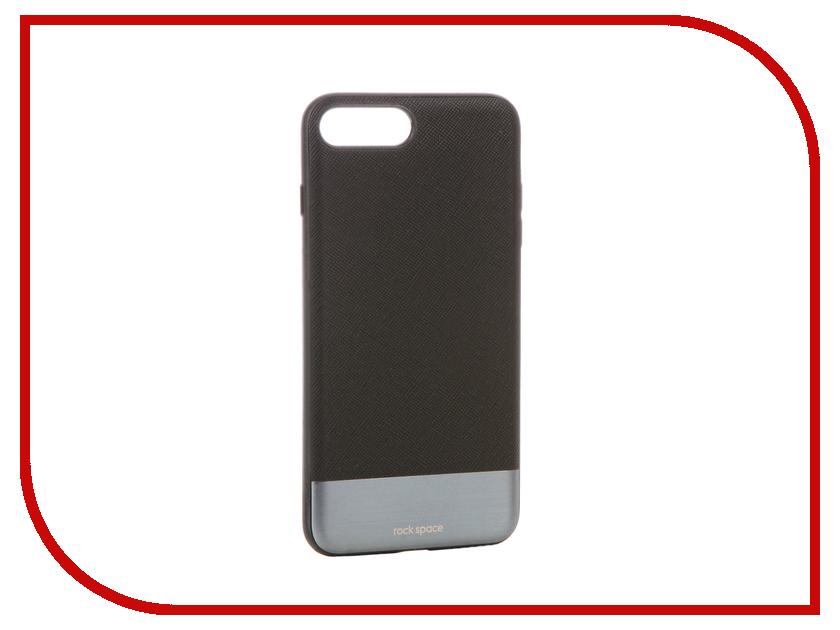 Аксессуар Чехол ROCK Elite Series для iPhone 7 Plus Black чехол переноска sport elite zs 7030 70x30cm black