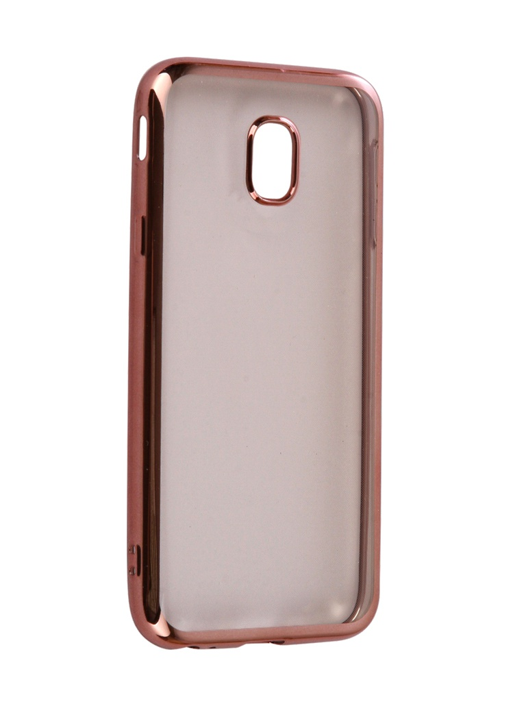 Аксессуар Чехол iBox для Samsung Galaxy J5 2017 Blaze Silicone Pink Frame аксессуар чехол ibox blaze silicone для apple iphone xr silver frame ут000016110 page 5 page 9