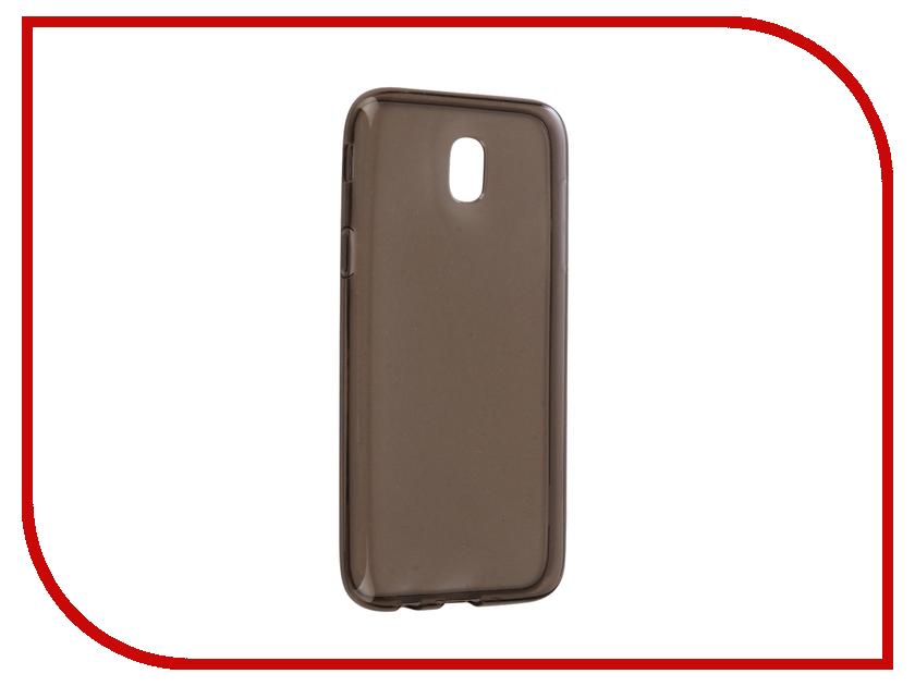Аксессуар Чехол Samsung Galaxy J5 2017 iBox Crystal Silicone Grey аксессуар чехол htc desire 825 ibox crystal grey